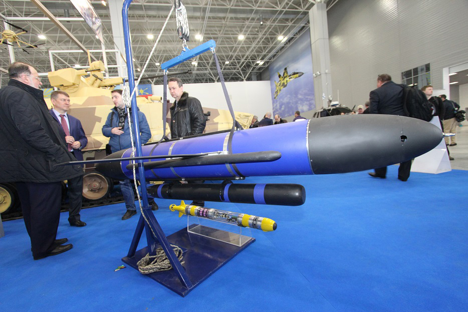 подводный глайдер 2.5