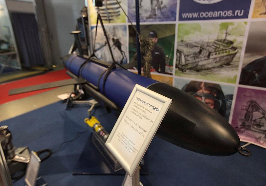 Подводный глайдер версии 2.5