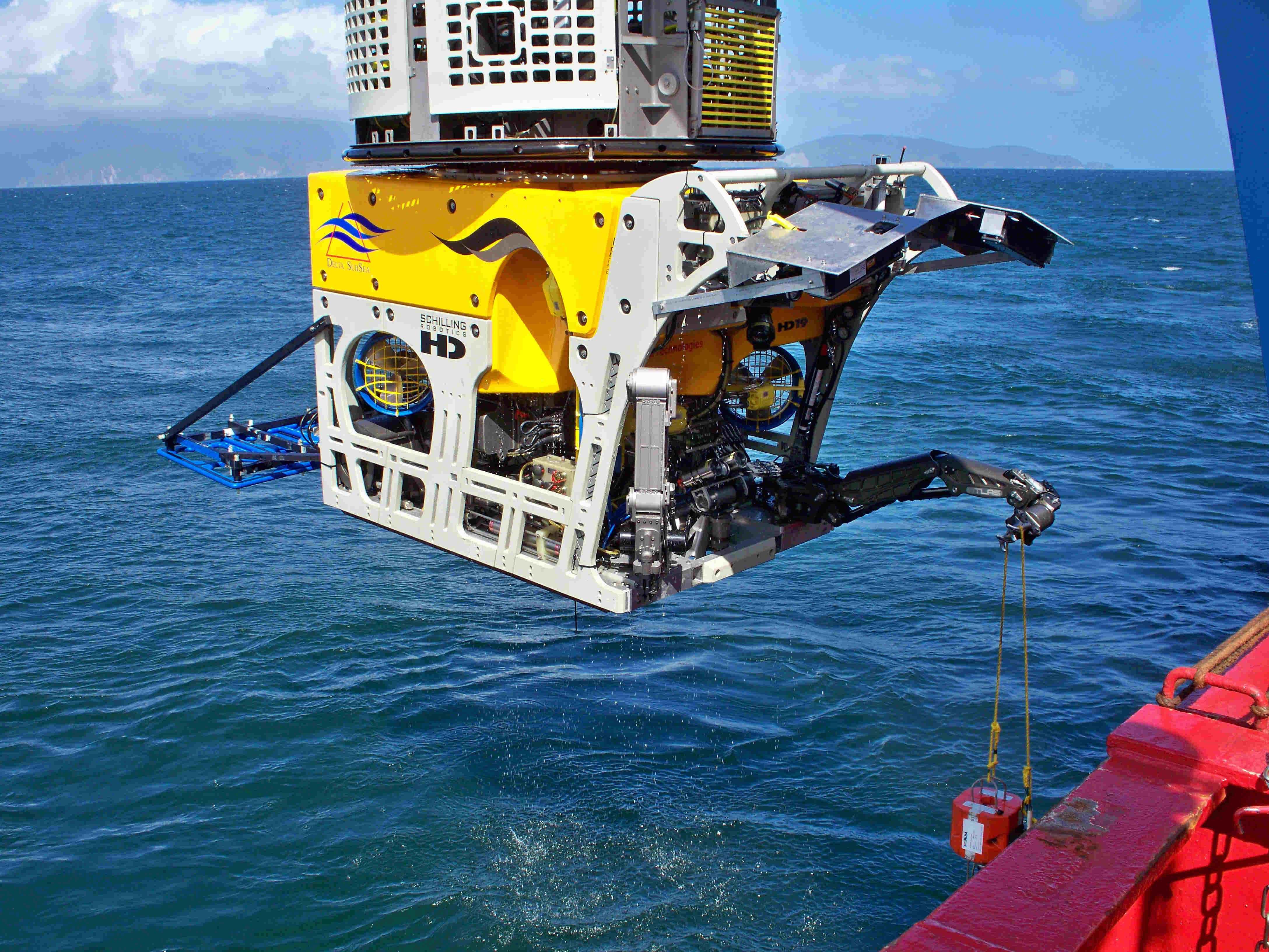 ТПА  Schilling Robotics HD